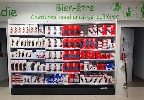 orthopedie gibaud Pharmacie de la Picardie Verte Grandvilliers, Marseille-en-Beauvaisis, Crèvecœur-le-Grand