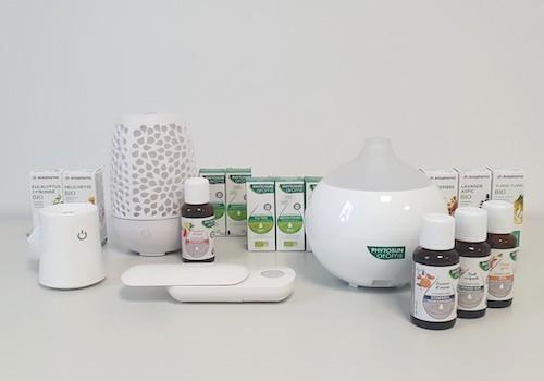 Huiles essentielles de Phytosun Aroms Pharmacie de la Picardie Verte Grandvilliers, Marseille-en-Beauvaisis, Crèvecœur-le-Grand